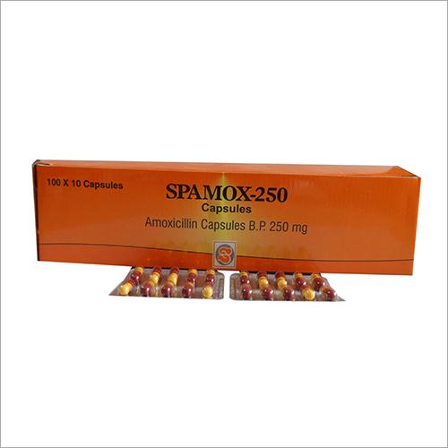 250 mg Amoxicillin Capsules