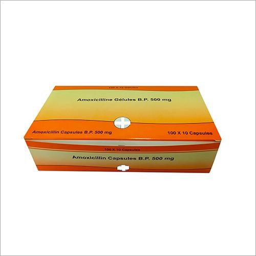 500mg Amoxicillin Capsules