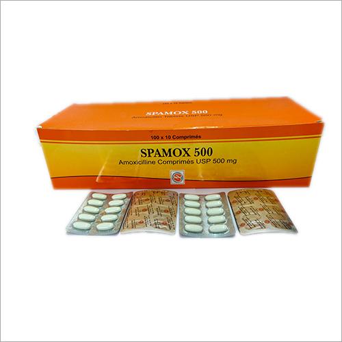 Amoxicillin Tablets 500 mg