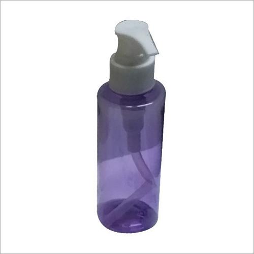 Plastic Body Lotion Bottle