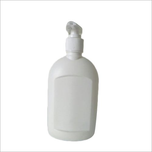 Hand Wash And Sanitizer Bottles