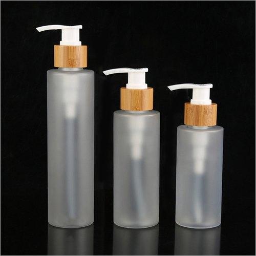 Plastic PET Cosmetic Bottle