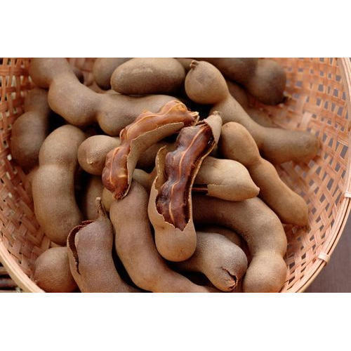Sour Tamarind With Seed And Without Seeds