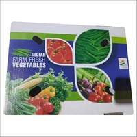 Vegetable Corrugated Boxes