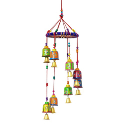 Hanging Wind Chime with Bells