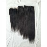 Natural Straight Hair, 100% Human Hair Weave