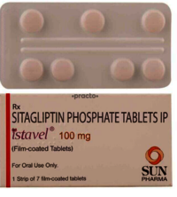 Istavel Tablet 100mg