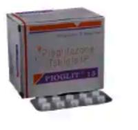 Pioglit Piogtilazone 15 mg tablets