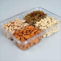 400 gm Dry Fruit Hinged Box