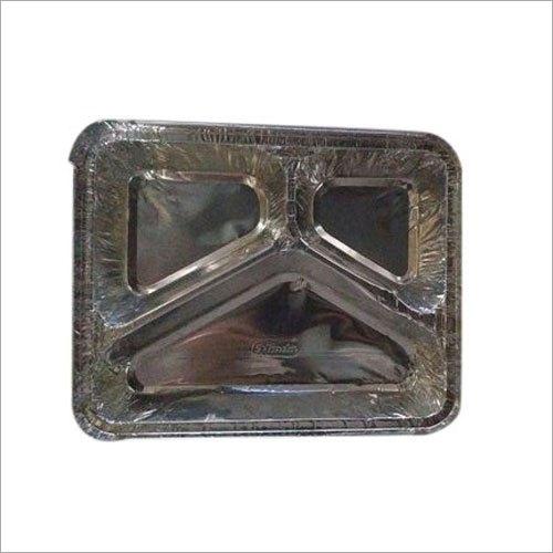 3 CP Aluminium Foil Container