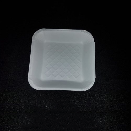 5 Inch Square Paper Bowl