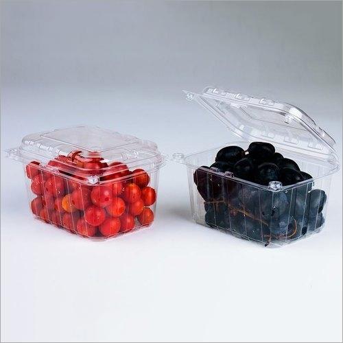 Plastic Punnet Box