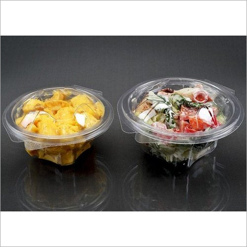 Plastic Salad Box