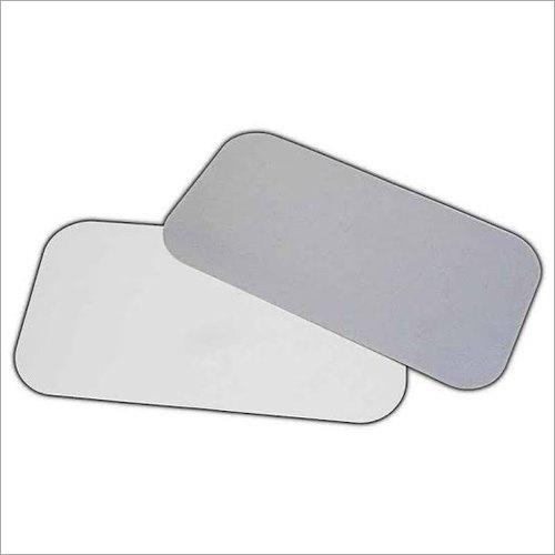 Rectangular Plain Paper Lid