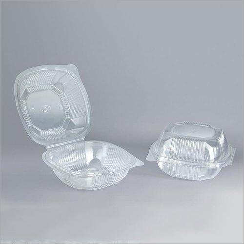Plastic Disposable Burger Container