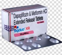 XigduoXR 10mg/500mg Tablet
