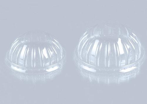 Plastic Disposable Lid