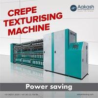 Crepe Texturising Machine