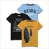 Printed Boys T- Shirt