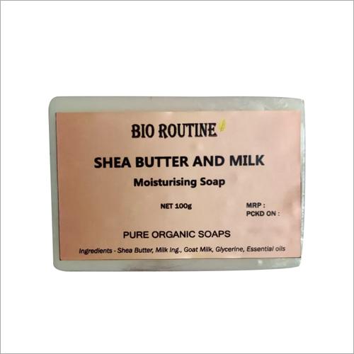 Shea Butter And Milk Moisturising Soap