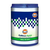 Gulf Ad Blue Lubricating Oil, Packaging Type: Bucket, Model/Grade: Adblue