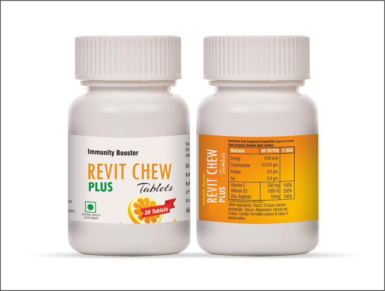 Vitamin C Chewable Tablet