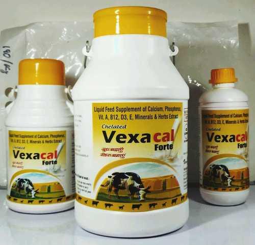 Vexacal Forte Chelated Calcium Liquid ( 5 Ltr. )