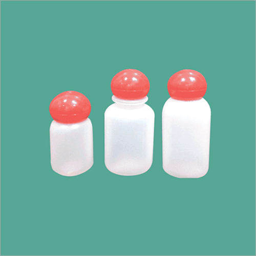 Shampoo Bottle With Ball Cap