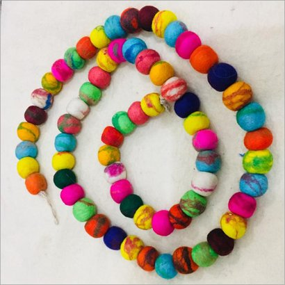 Wool Ball Garland Certifications: Iso 9001:2015