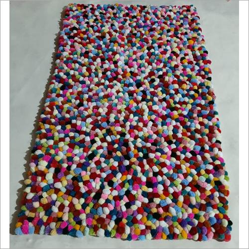 Pom Pom Carpet
