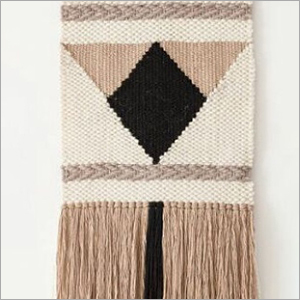 Wall Hanging Cotton And Woolen