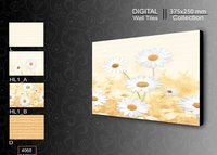 Yellow Sun Rise Wall Tiles