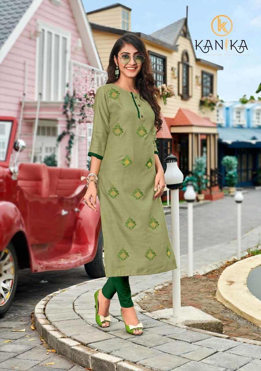 Adda Wholesale Designer Cotton Kurti