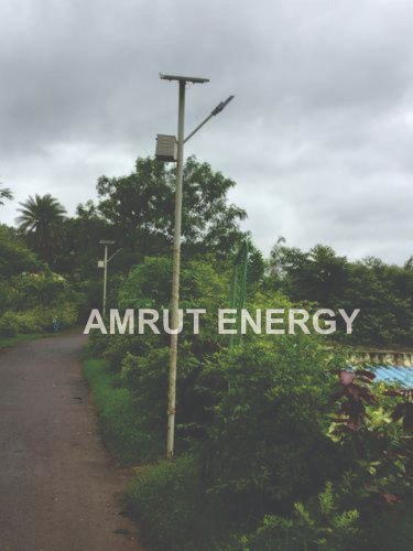 Amrut Solar Led Street Light 15w