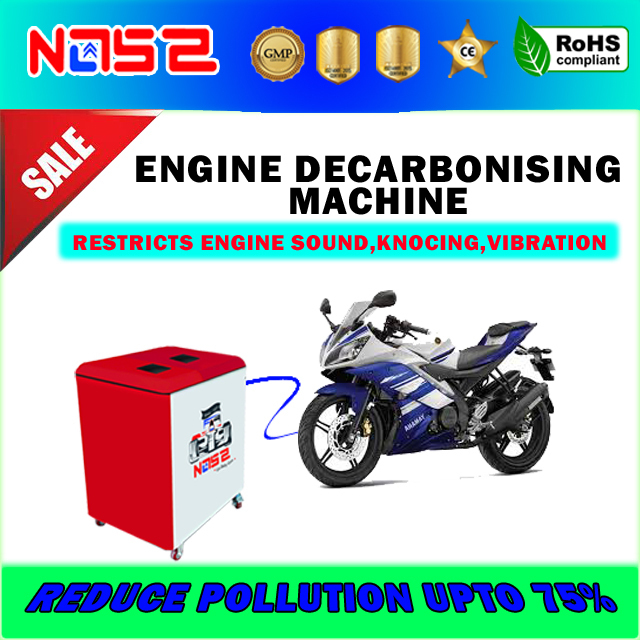 Vehicle Carbon Cleaner