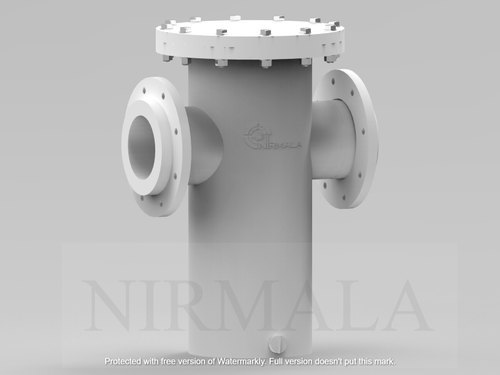 PP Fabricated Basket Strainer 8