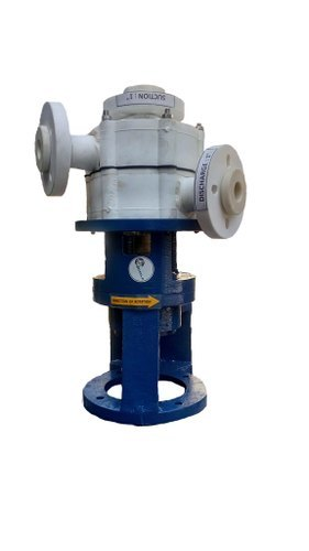 Vertical Glandless Non Metallic Pump
