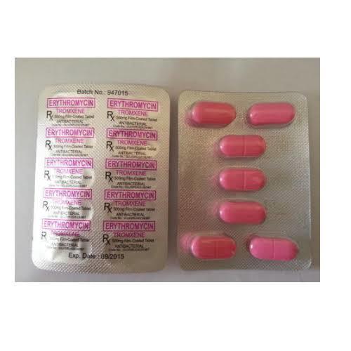 TROMXENE Tablets