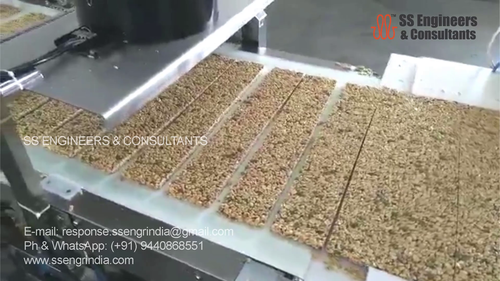 Chocolte Bar Making Plant