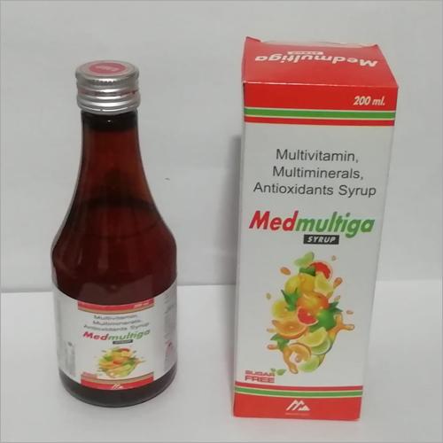 MULTIVITAMINE MULTIMINERAL Syrup