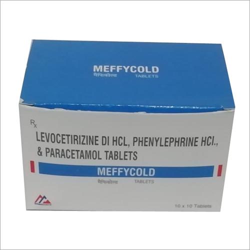 Mefycold Tablets