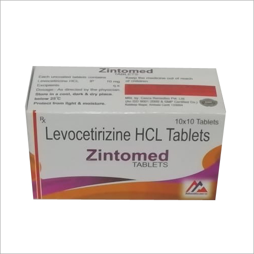 Zintomed Tablets