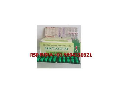 Diclon-m Tablets