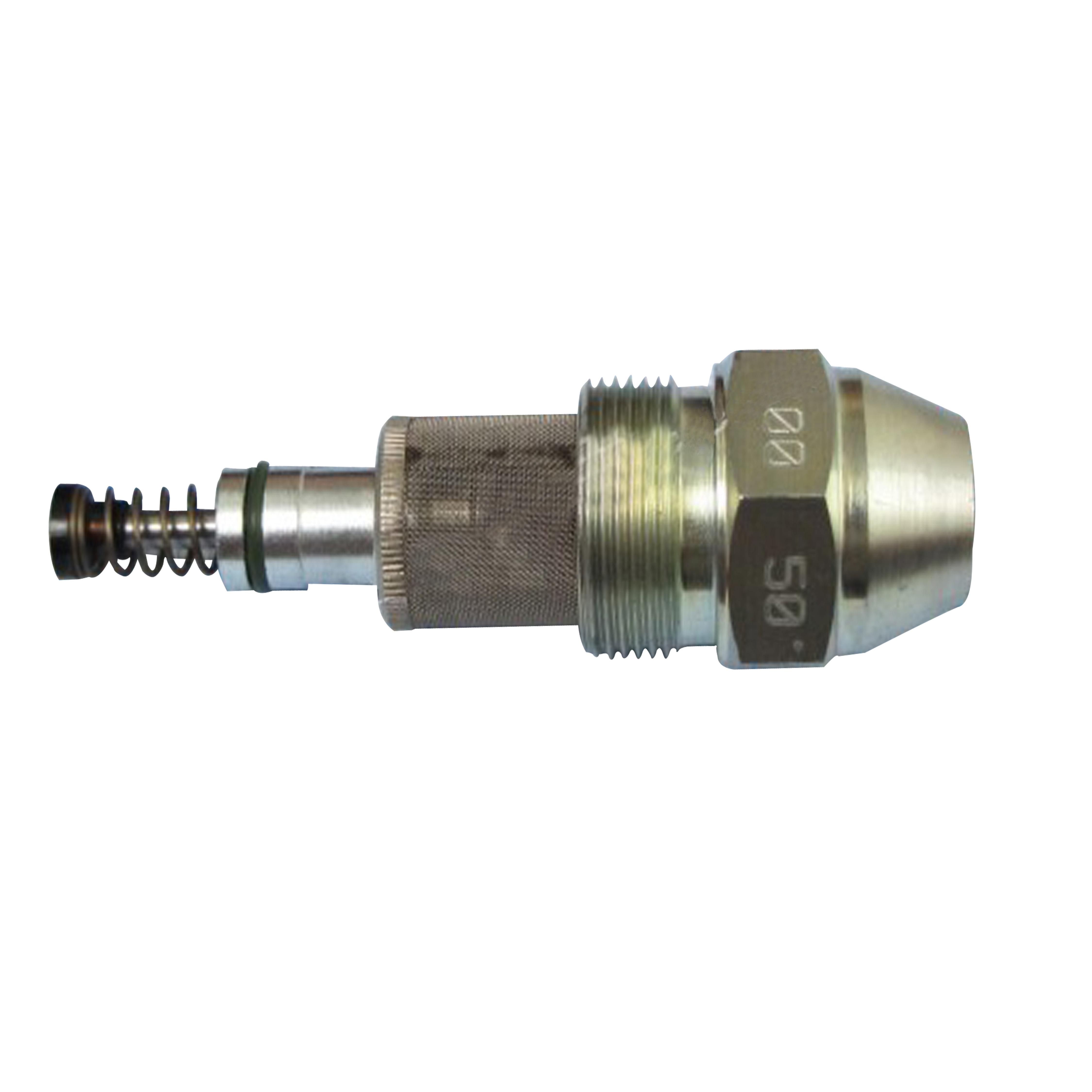 Fluidics nozzles W1 Type 60 Degree