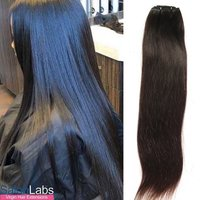 Remy Pure Natural Straight Machine Weft