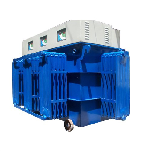 750 KVA Oil Cooled Servo Voltage Stabilizer