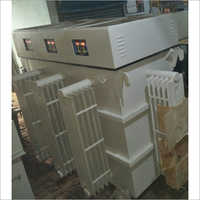 800 KVA Oil Cooled Servo Voltage Stabilizer
