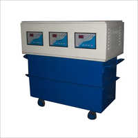 35 KVA Servo Oil Cooled Digital Stabilizer