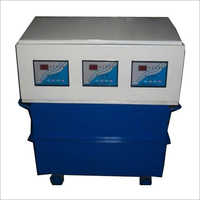 40 KVA Oil Cooled Servo Voltage Stabilizer