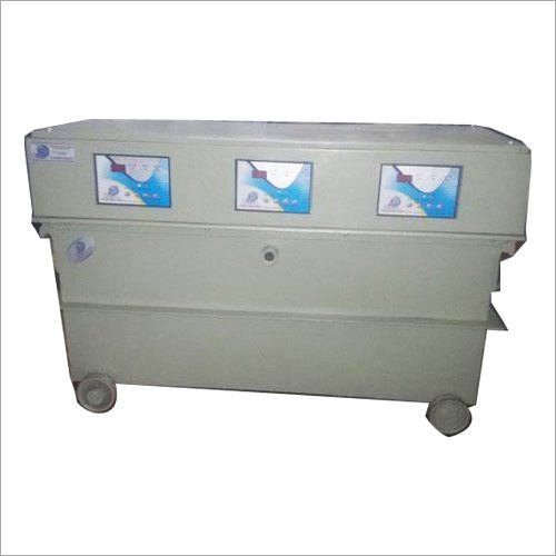 60 KVA Oil Cooled Servo Voltage Stabilizer